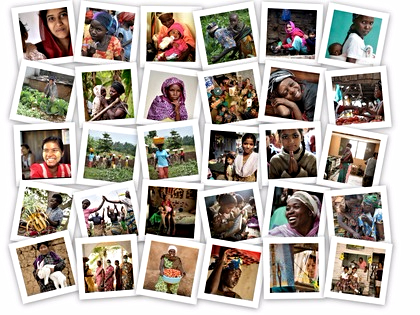 Collage Femmes-Filles