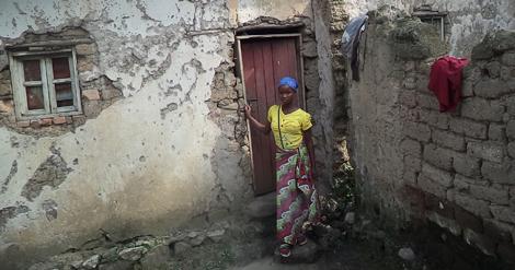 News Rwanda enfant devenue chef de famille_KA